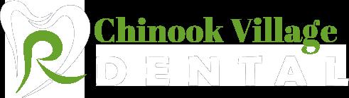 chinook village dental logo